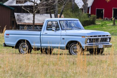 1976 Ford F100 by 1976 Ford F100