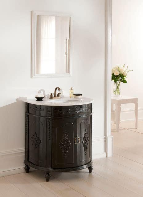 Antique Bathroom Vanity Units by Black Antique Vanity Unit Bathroom Vanity Units