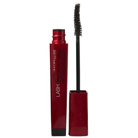 Maybelline Lash Stiletto Ultimate Length Washable Mascara Expert Review by Maybelline Lash Stiletto Mascara Black Tgs72l
