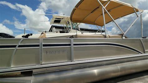 pontoon boats for sale fort myers 2017 harris pontoons cruiser 220 boat for sale at