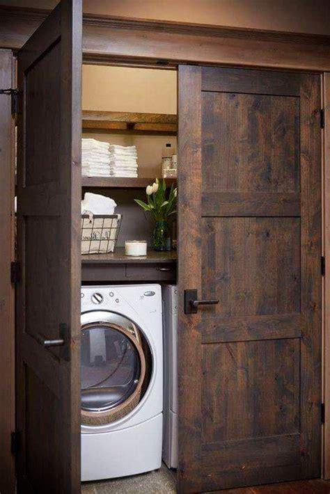 Laundry Nook Ideas We LOVE   Easy DIY Ideas from Involvery