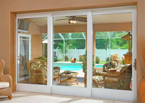 3 Pane Sliding Patio Doors by Doors For Impact Windows In South Florida Call Advanced