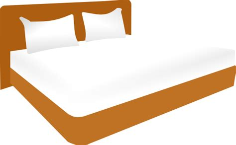 clip art bed king size bed clip art at clker com vector clip art