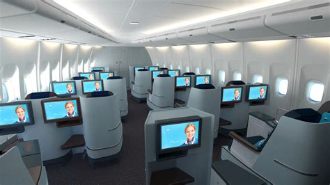 klm introduce their new world business class by hella