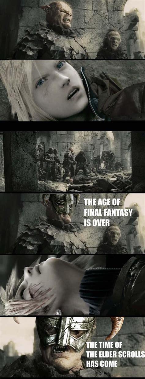 Elder Scrolls Memes - elder scrolls memes