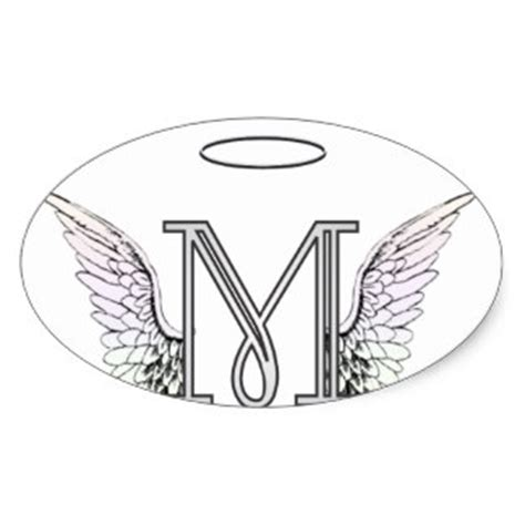 M Drawing A Blank Means by Fournitures Lettres Ailes Pour Loisirs Cr 233 Atifs Zazzle