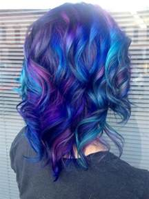 mermaid colored hair mermaid colors hair colors ideas