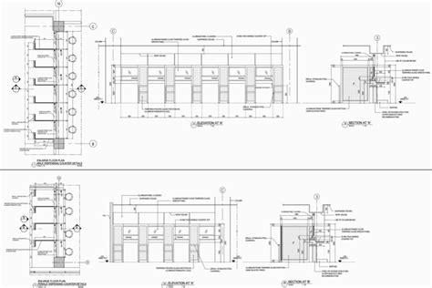 hospital laundry layout plan cad dwg autocad