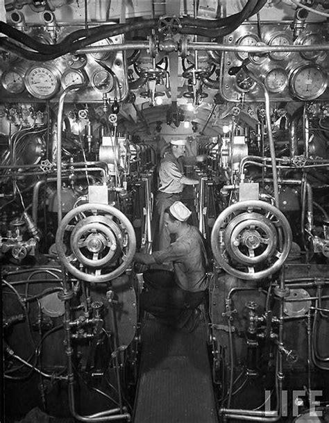 ww2 german u boat engines ww2 submarine diesel engines bing images