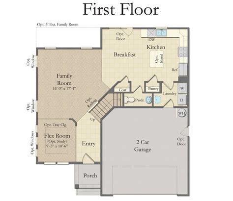 dan ryan builders floor plans dan ryan homes floor plans