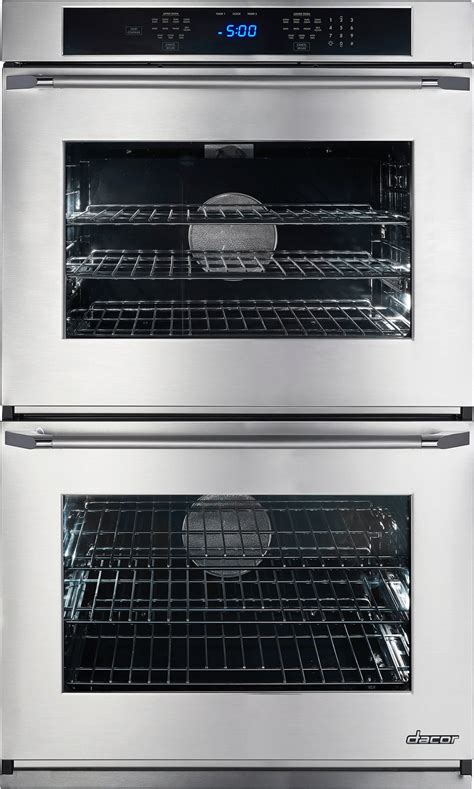 Oven Tangkring No 4 dacor rno230s 30 inch electric wall oven with 4 8 cu ft convection oven 6 cooking