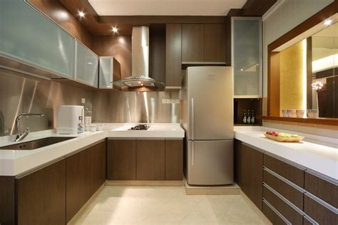 latest kitchen cabinet designs an interior design nice interior design singapore landed property kitchen