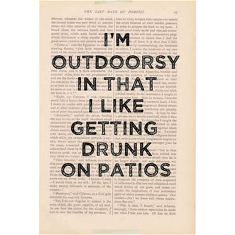 Patio Dictionary by Dictionary Print I M Outdoorsy In From Ex Libris