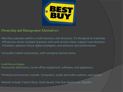 Best Buy For Mba by Best Buy Situation Analysis Frudgereport494 Web Fc2
