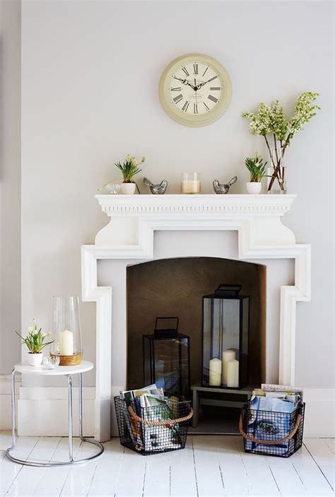 how to decorate empty space next to fireplace 25 best empty fireplace ideas on pinterest fake