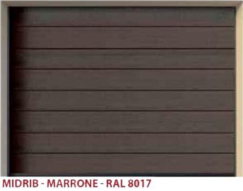 serrande sezionali per garage serrande sezionali basculanti provincia di varese