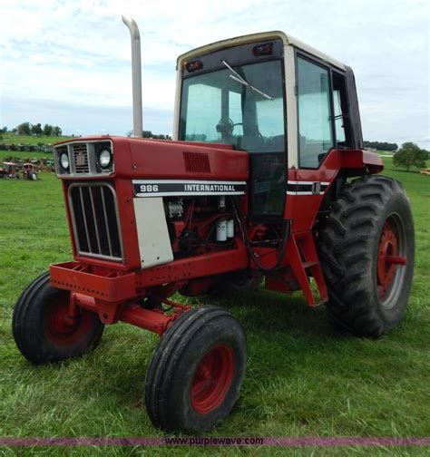 international  tractor  reserve auction  wednesday august