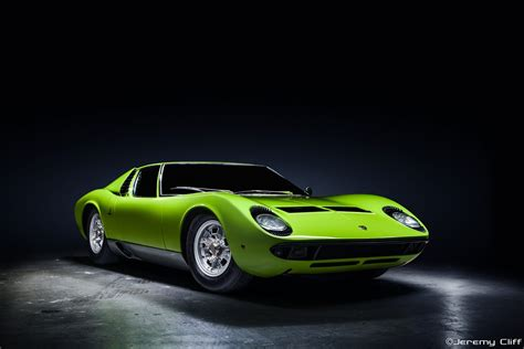 Lamborghini Miura   Classic Supercars   Xtreme Xperience