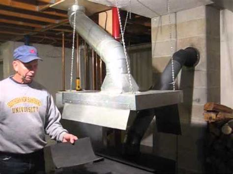 how to heat basement how to get the most out of your woodstove
