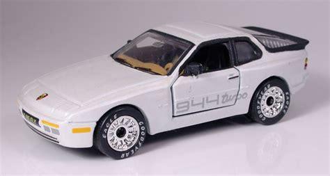 matchbox porsche 944 mb191 porsche 944 turbo