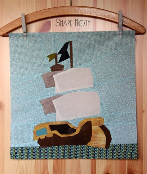pattern for a pirate ship shape moth pirate ship pp pattern a giveaway