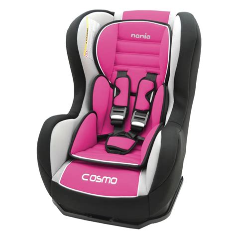 Siege Auto Nania Inclinable by Si 232 Ge Auto Nania Cosmo Luxe Groupe 0 1 Norauto Fr