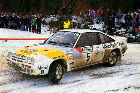 opel rally car image gallery opel manta rally