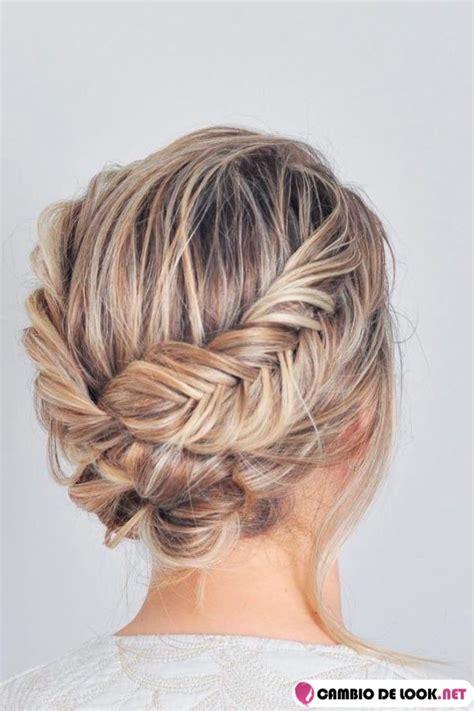 recogidos para pelo corto recogidos para bodas que duraran toda la noche