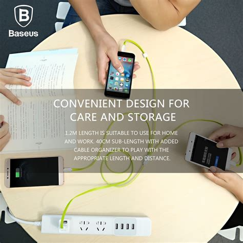 Baseus String Usb Type C Cable Kabel Data baseus string series 3 in 1 usb cable tokopda