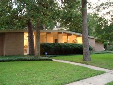 mid century modern ranch homes for sale