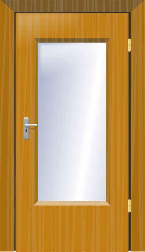 Clip Door by Best Door Clipart 18345 Clipartion
