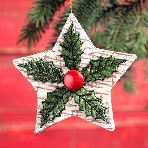 diy projects christmas decoupage ornament diy mod