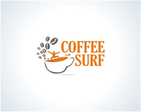 coffee surf designed by creatorica | brandcrowd