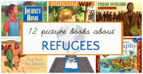 the refugees books 12 children s books about refugees picture books