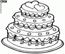 wedding cake coloring pages wedding day coloring pages printable games