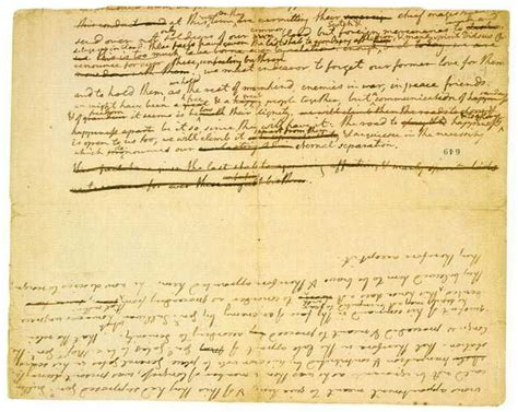 thomas jefferson declaration of independence pictures of the declaration of independence