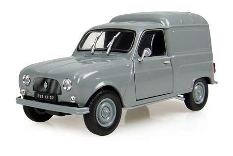 voiture renault renault 4l f4 grise fabriqu 233 par universal hobbies