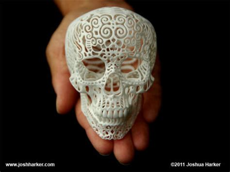 freehand filigree drawing by joshua factory to self fabrication 14 3d printed design objects