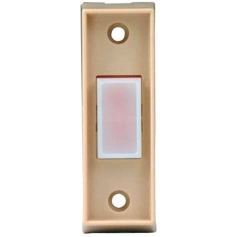 Garage Door Opener Wall Button Genie Wall Button For Universal Garage Door Openers Gwb Bl The Home Depot