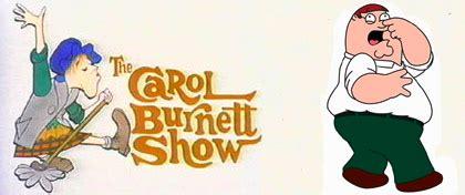 mark burnett guide dogs carol burnett vs family guy