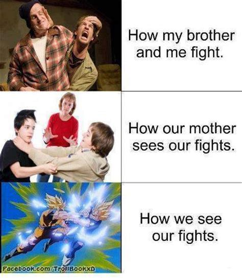 Siblings Fighting Meme - about ilovekekse so lange es kekse gibt ist das leben