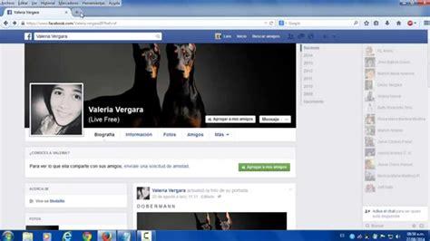 Como Ver Fotos De Perfil Privados En Facebook 2015 Apexwallpapers   como ver fotos de perfil privado en facebook youtube
