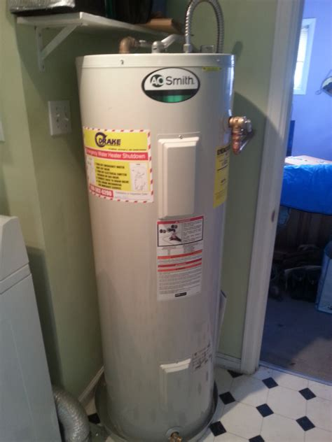 10 gallon electric water heater ao smith drake mechanical electric water heaters