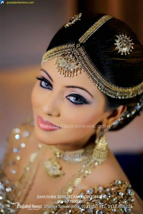 14 best Sri Lankan Brides images on Pinterest   Bridal