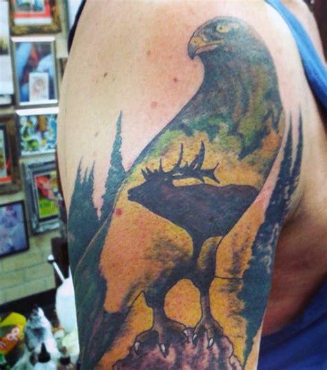 cool hunting tattoos 169 fantastic designs creativefan