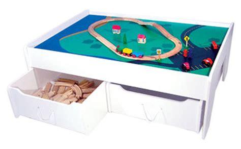 Kidkraft Metropolis Set Table With Trundle Drawer by Kidkraft Table With 2 Trundle Drawers White 17801 17701 Homelement