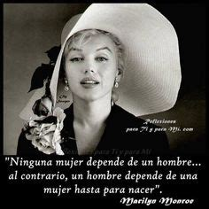 frases de una mujer cabrona 1000 images about marilyn monroe on pinterest marilyn