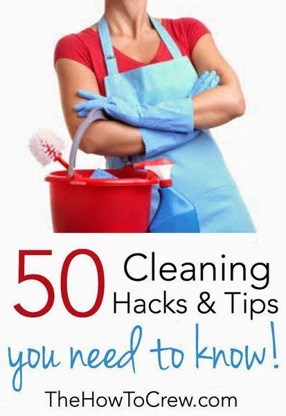 17 best images about cleaning tips and tricks on pinterest stains cleaning schedules and 50 of the best cleaning hacks and tips home health and
