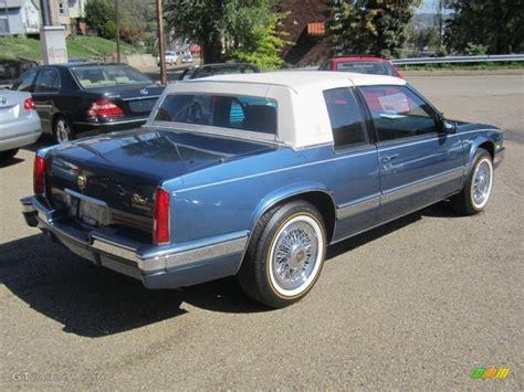 1990 sapphire blue metallic cadillac eldorado biarritz coupe 55658280 photo 10 gtcarlot