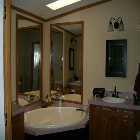 remodel mobile home bathroom mobile home renovation ideas home improvement ideas for